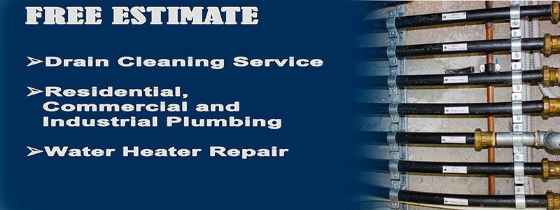 Plumbing and Drain Service Free Estimate