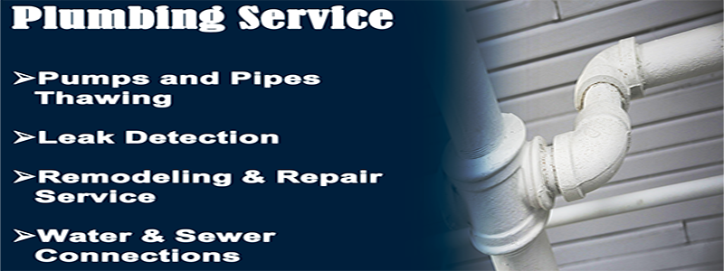 Plumbing and Drain Service Work With the Best Plumbers